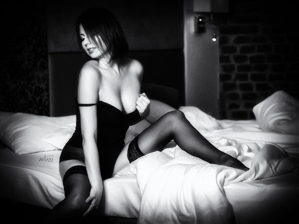 portret erotyczny intymny